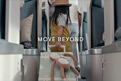 The thinking behind Cathay Pacific's new motto