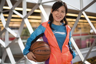 China's digital drivers: Digital platforms a slam dunk for Li-Ning