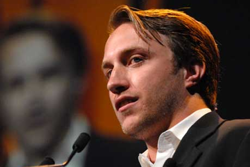 YouTube co-founder Chad Hurley steps down