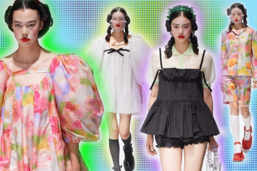 Here's why 'Princess style' is all the rage with China's Gen Z