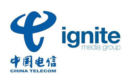 Ignite Media Group, China Telecom partner to target Guangzhou