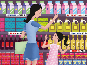 China in transition: FMCG goes premium