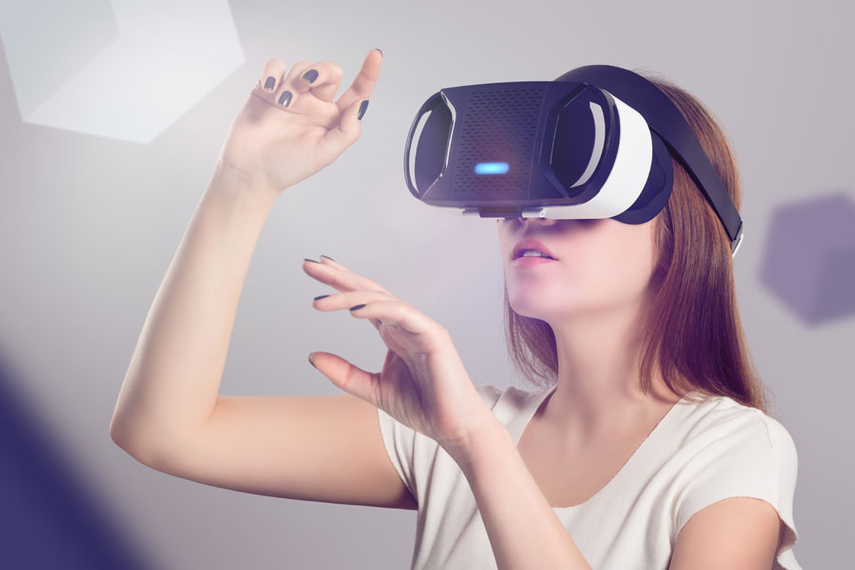 The 'new order' of virtual reality