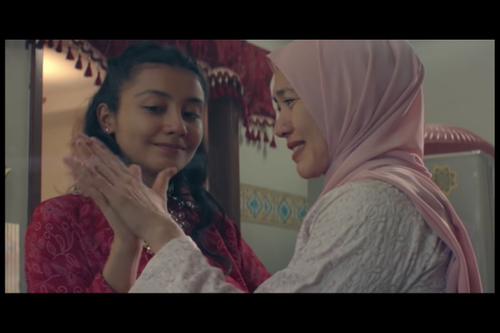 In CIMB film for Aidilfitri, forgiveness is not just for kids