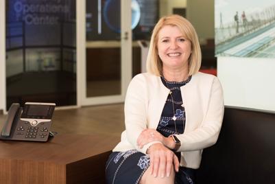 Getting away from the 'blah blah blah': Cisco's Karen Walker