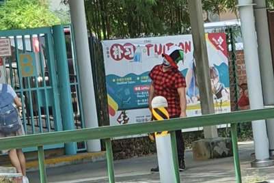Singapore parents not amused by clowns-outside-schools marketing stunt