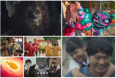 CNY film festival: Festive ads from Apple, Petronas, RHB, Singtel, Coke and more