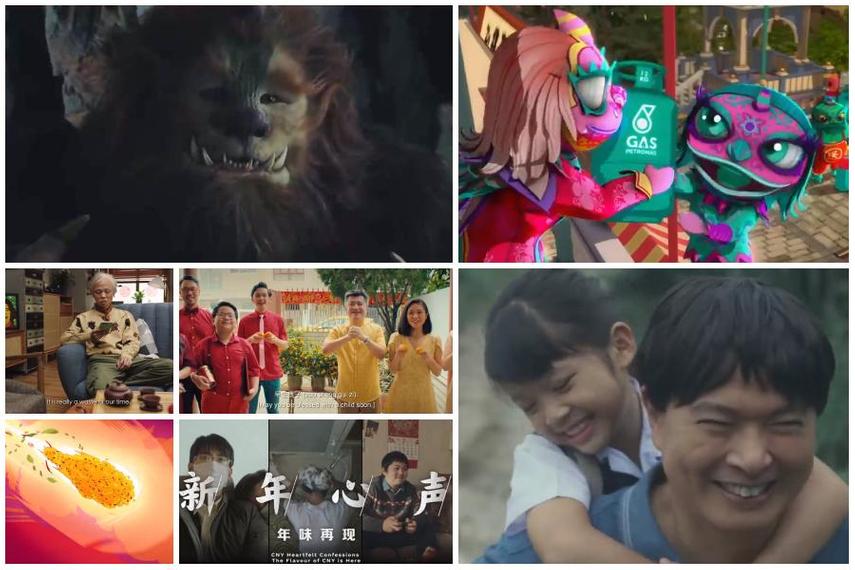 CNY film festival: Festive ads from Apple, Petronas, RHB, Singtel, Coke and more