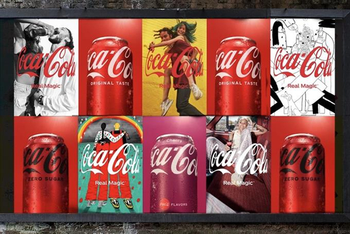 Coca-Cola debuts 'Real Magic' global brand platform with emphasis on gaming