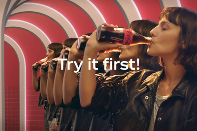 Coke tries a new recipe, in its bottles and in its ads