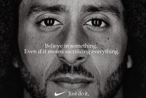 Nike's Kaepernick ad: Let's not get carried away