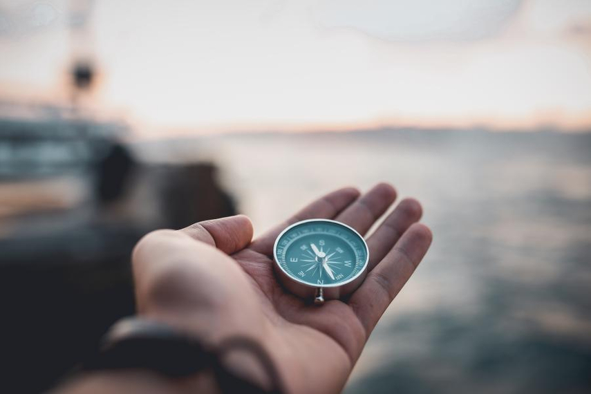 Give me a compass, not a crystal ball