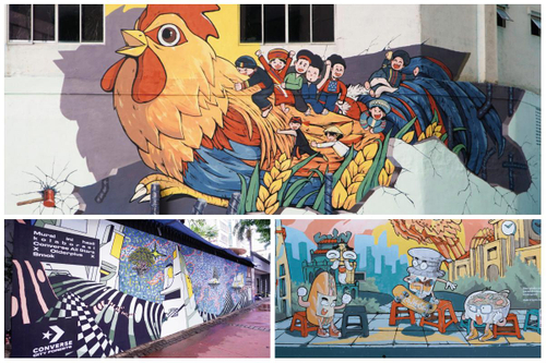 Mural project beautifies cities in more ways than one