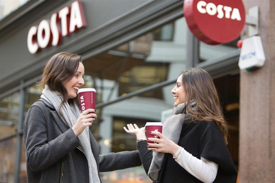 Coca-Cola buys $5.1 billion Costa for 'strong coffee platform'