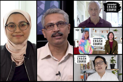 Campaign Crash Course: Your favourite teachers and subjects