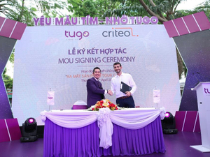 Criteo announces partnership with Tugo and airlines on Vietnam travel
