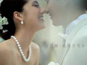 Chow Tai Fook emphasises 'sincerity and eternity' of jewellery