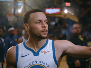 Rakuten launches North America push, with Steph Curry and puppies