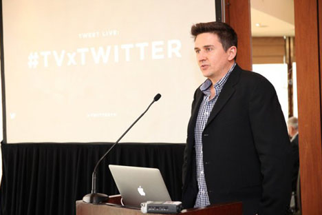 Twitter needs TV more than TV needs Twitter: Danny Keens
