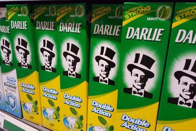 Colgate to 'evolve' Darlie toothpaste brand