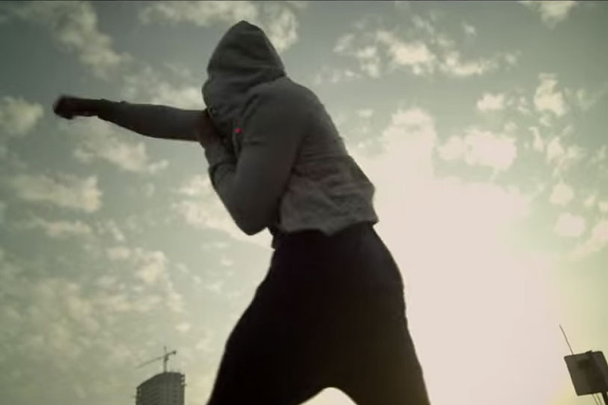 'I say yes' to a Rocky-inspired montage for Datsun