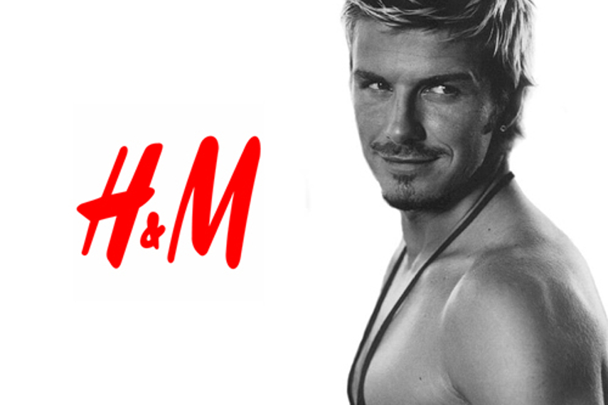 Is there a brand strategy behind Brand Beckham?