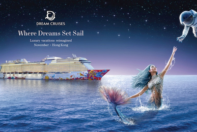 Storytelling for dreamers: How Dream Cruises seeks to make its mark