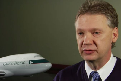 Dennis Owen coming to Hong Kong for Cathay Pacific