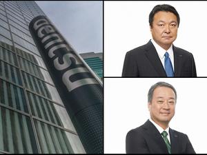 Dentsu details group management structure, leadership