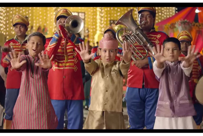 Dettol makes hygiene into an infectious musical number
