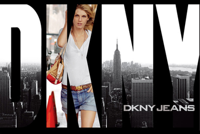Iris tasked to promote DKNY Fall/Winter 2010 collection globally