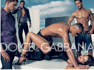 Shocking fashion ads: Too scandalous to be viewed?