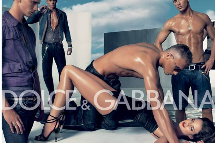 Shocking fashion ads: Too scandalous to be viewed?