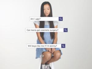 The secret search lives of Australian girls