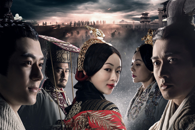 Riding the wave of China's burgeoning film and TV markets