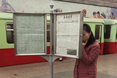 A modern-day marketer in Kim Jong-un's realm