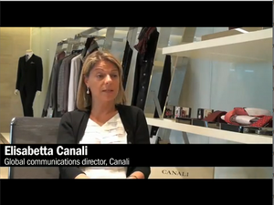 INTERVIEW: Elisabetta Canali on managing a heritage luxury male apparel brand