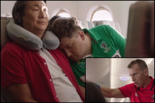 Emirates hires rugby official to call out etiquette violations