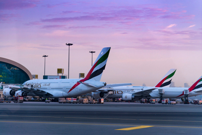 Emirates reviews global media account