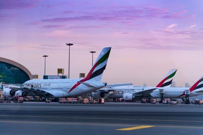 Emirates reviews global media account