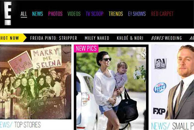 E! Online selects Clozette to manage ad sales
