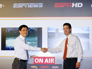 ESPN Star Sports launches new channels for Hong Kong