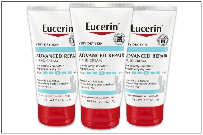 The company's derma and healthcare brands include Eucerin and Hansaplast/Elastoplast.