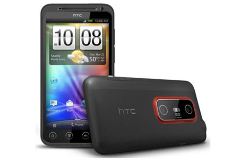 The HTC EVO 3D is one of the phones reportedly affected by the security breach