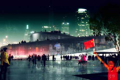 Shanghai Expo fever: The halfway point