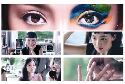 回顧:透過倒放形式文案與隱形眼鏡看清對台灣女性的世俗偏見