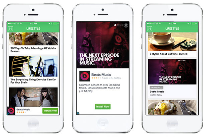 Facebook Audience Network now connected to the mobile web