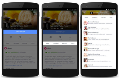Facebook 'Pages' updates focus on mobile, responding to users