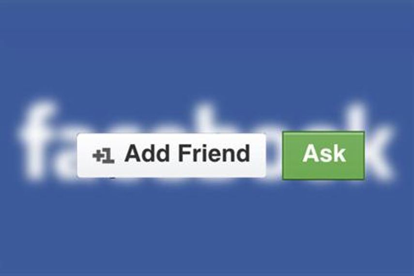 What Facebook's 'Ask' button means for advertising
