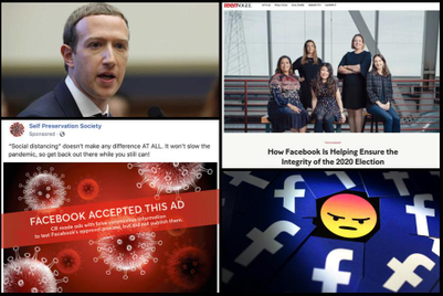 Top 27 Facebook outrages of 2020